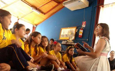 Ação literária promove cultura e educação no Paraná